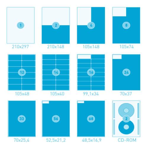 papier étiquette a4 tunisie prix
