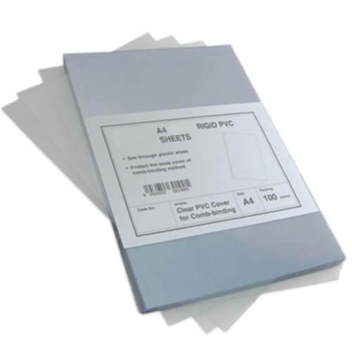 papier transparent couverture pvc a4 tunisie